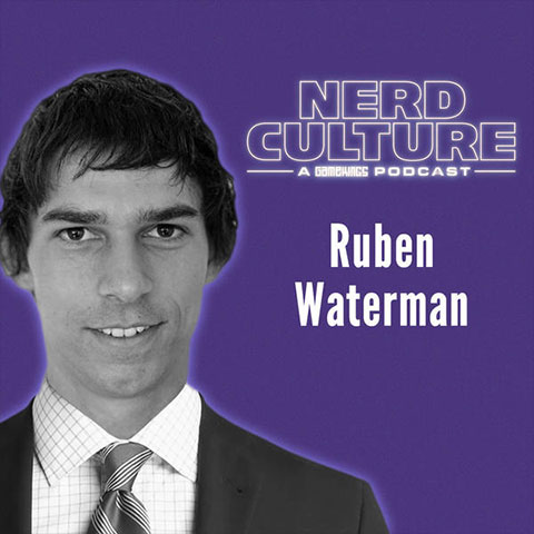 Nerdculture podcast Ruben Waterman bittr