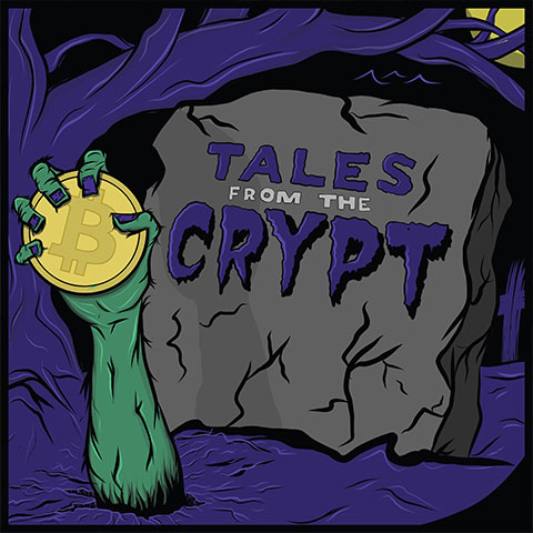 Tales from the Crypt podcast Ruben Waterman bittr
