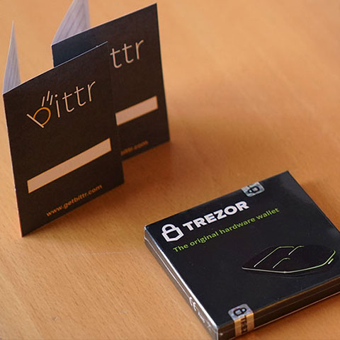 Bittr is now available directly in Trezor wallet